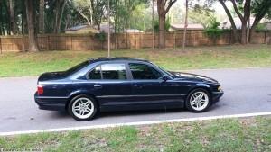 BMW Pass Side