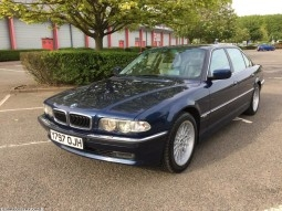 MAY 2015 06 BMW 750iL after 1st clean (2)