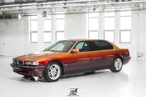 BMW Classic – Karl Lagerfeld's L7 Individual