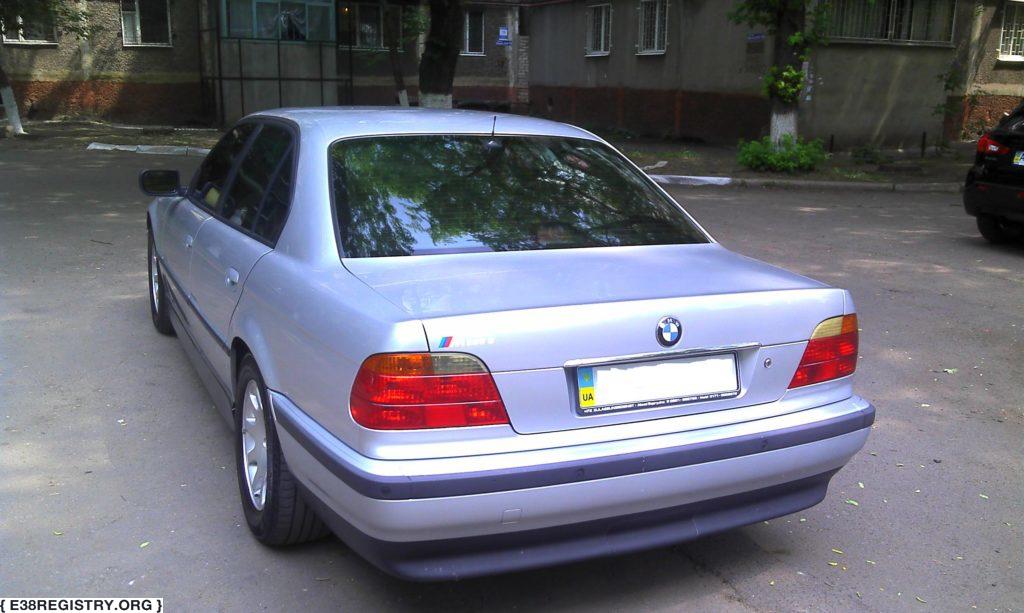 Vladimir – 750i