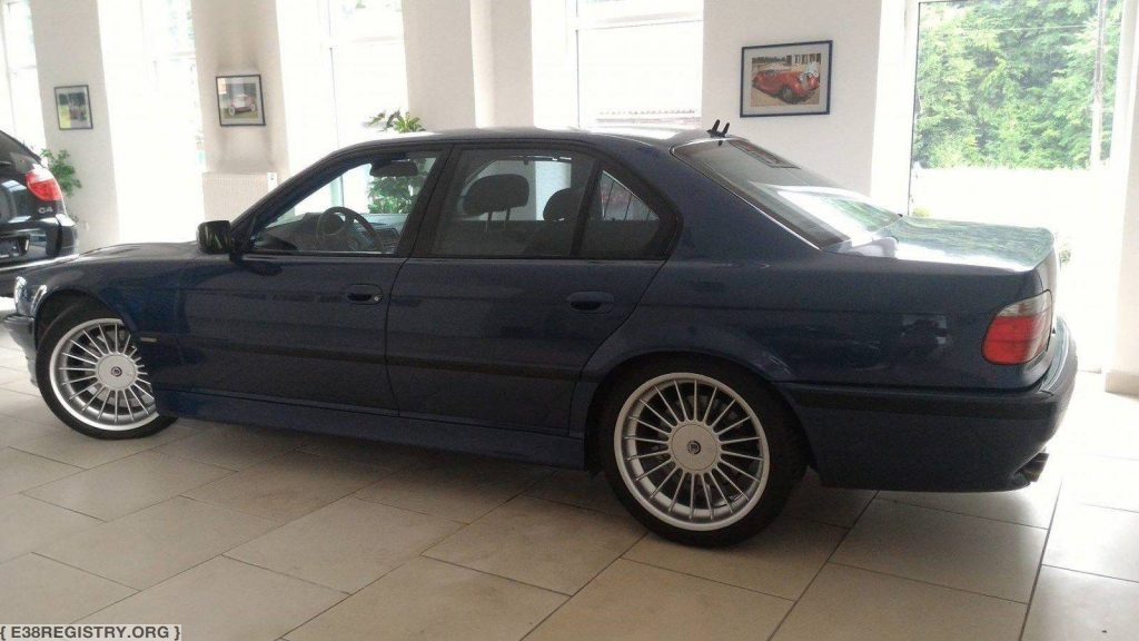 (For Sale) – Alpina B12 6.0 SWB – #58