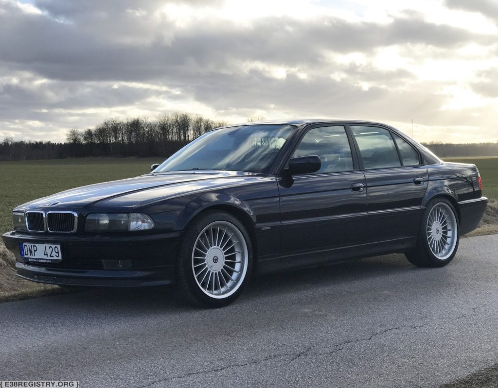 (For Sale) – Alpina B12 5.7 SWB – #143
