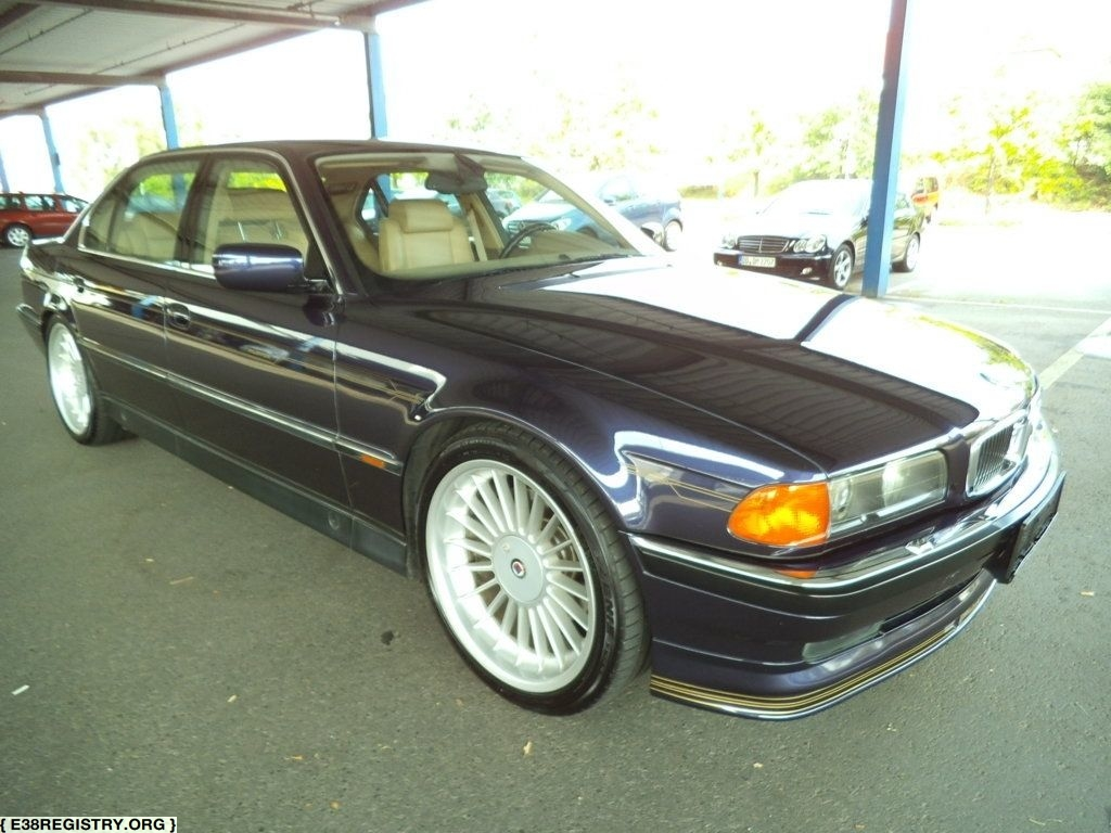 B The E Registry - Bmw e38 alpina for sale