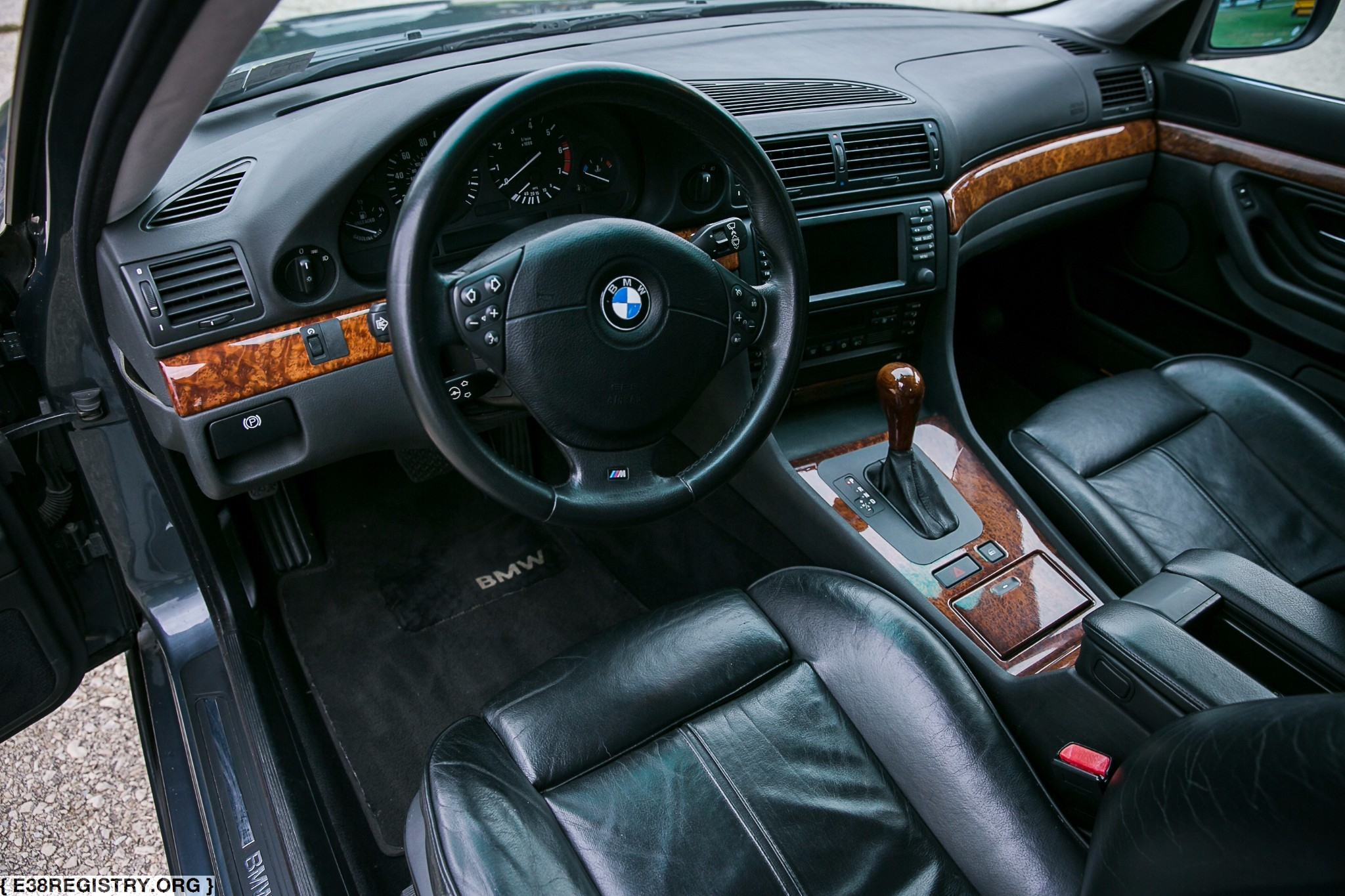 2017 BMW 6 Series >> (For Sale) – 740i Sport – DN87294 – The BMW E38 7 Series ...