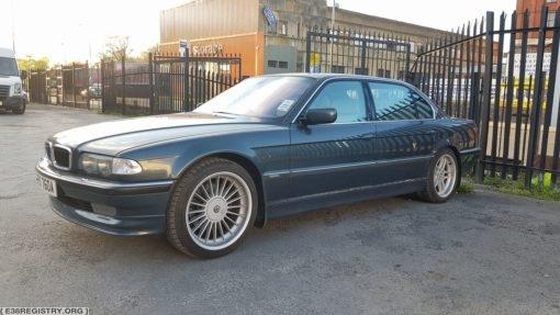 BMW SERIE 7 E38 SPORT RESTYLING 91-04 Dadi Delle Ruote Dado x4-Rusty!