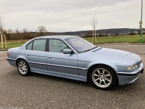 (For Sale) – 740i Individual – DF88890