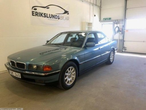 (For Sale) – 750i Individual – DG24629