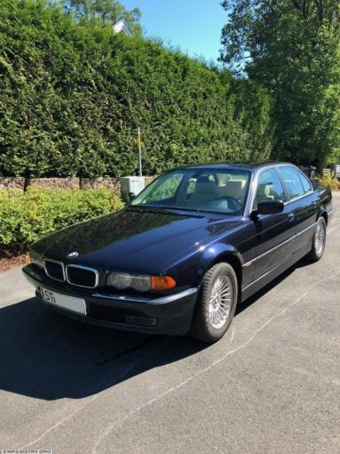 (For Sale) – 735i Individual – DN61789