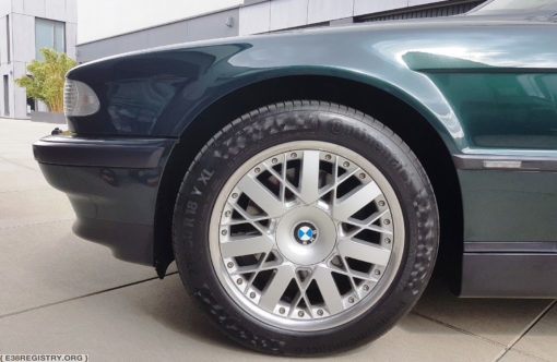 (For Sale) – 750i – DD93957