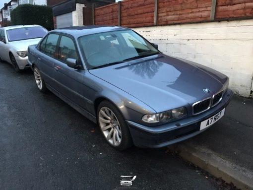 BMW Breakers Bolton – 750i