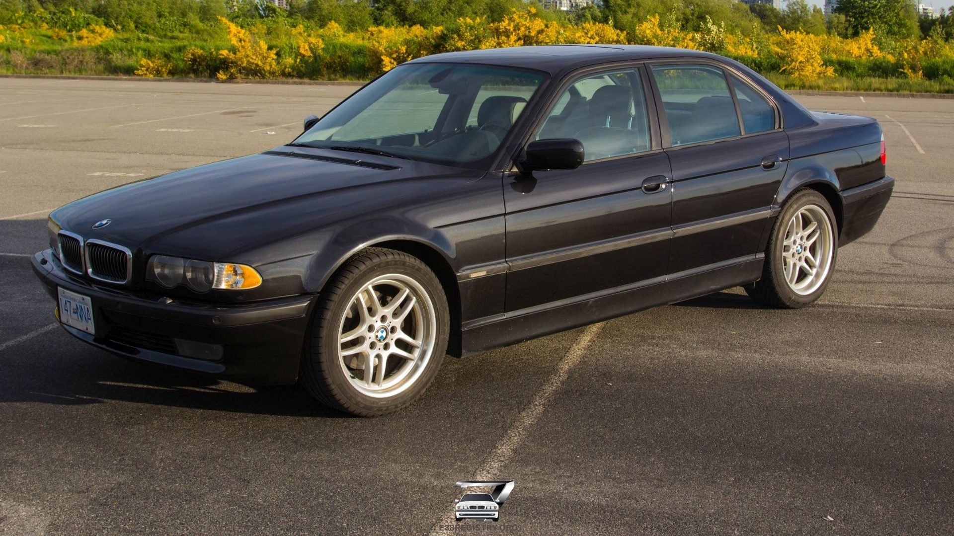 The BMW E38 7 Series Registry